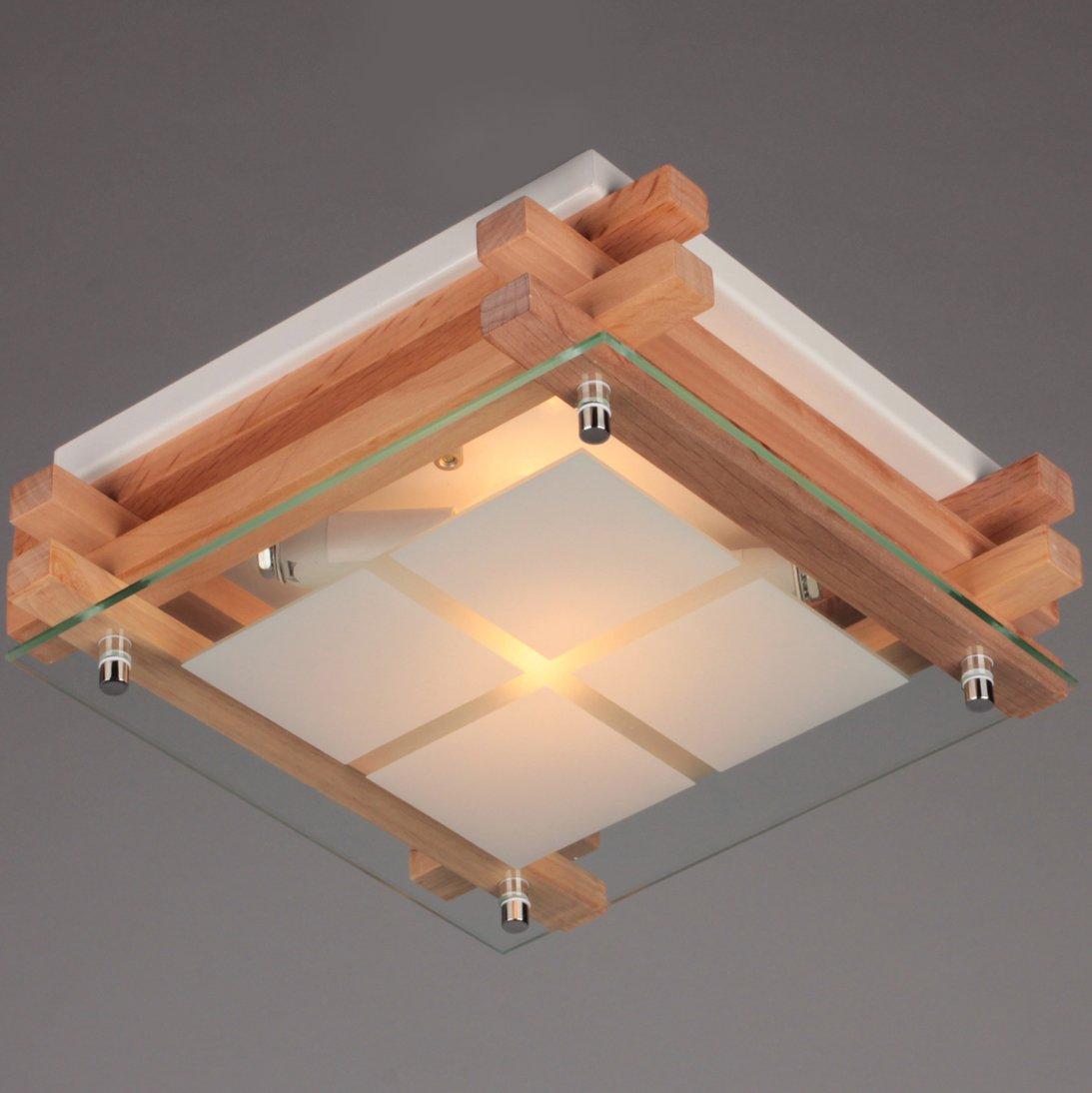 Сделать потолочные светильники своими руками